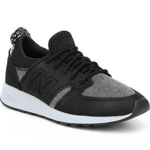 New Balance Rev Lite 420 Black and gray sneakers